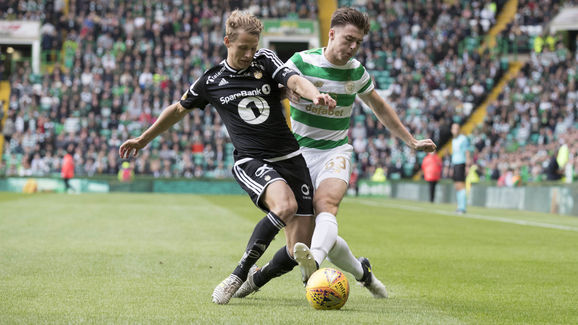 Celtic v Rosenborg - UEFA Champions League Qualifying Second Round: First Leg