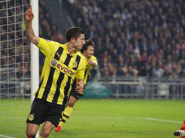 Champions League - Ajax Amsterdam v Borussia Dortmund