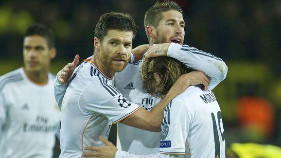 Champions League - Borussia Dortmund v Real Madrid