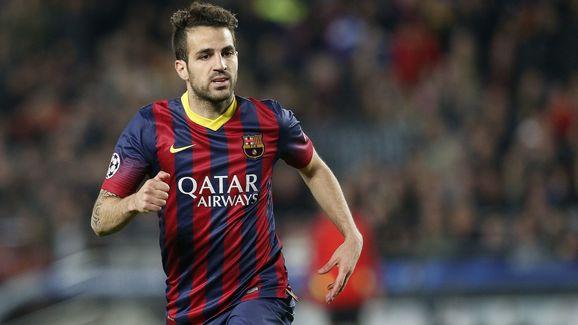 Champions League - FC Barcelona v Manchester City