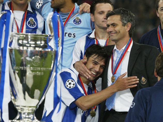 Jose Dos Santos Mourinho,Nuno Valente