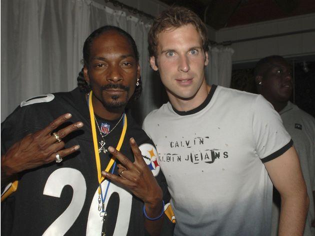 Petr Cech,Snoop Dogg