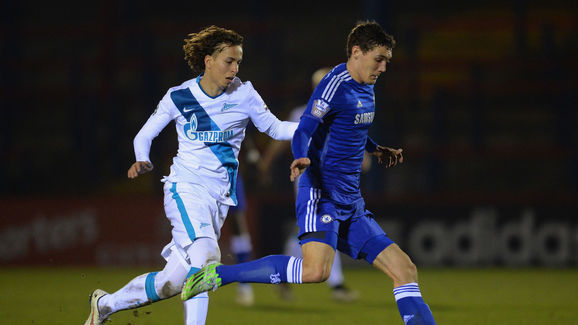 Chelsea FC v FC Zenit  - UEFA Youth League: Round of 16