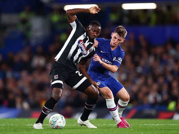 Moses Ogbu,Billy Gilmour