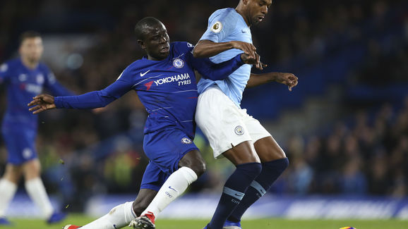 Chelsea FC v Manchester City - Premier League
