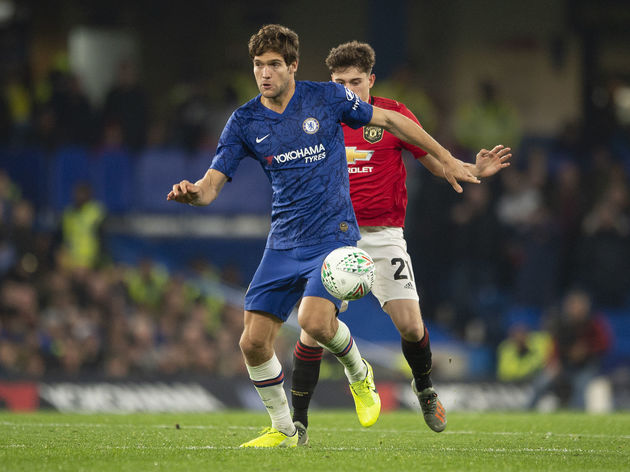 Marcos Alonso,Daniel James
