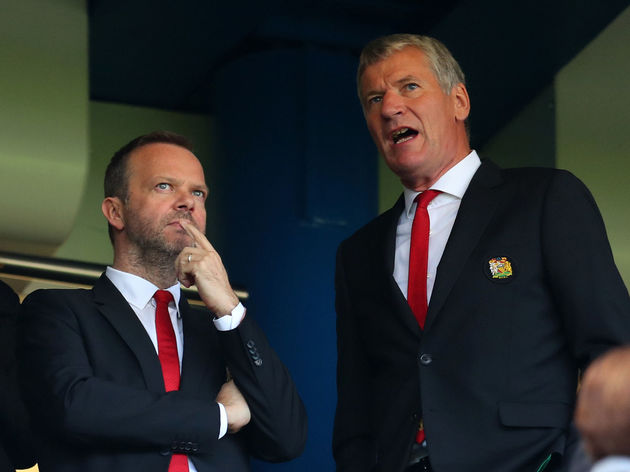 Ed Woodward,David Gill