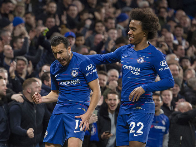 Pedro,Willian