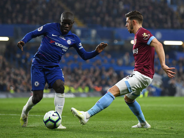 N'golo Kante,Aaron Cresswell
