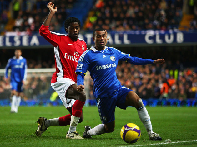 Ashley Cole Opens Up About Chelsea Move Admitting He Was 'Naive ...