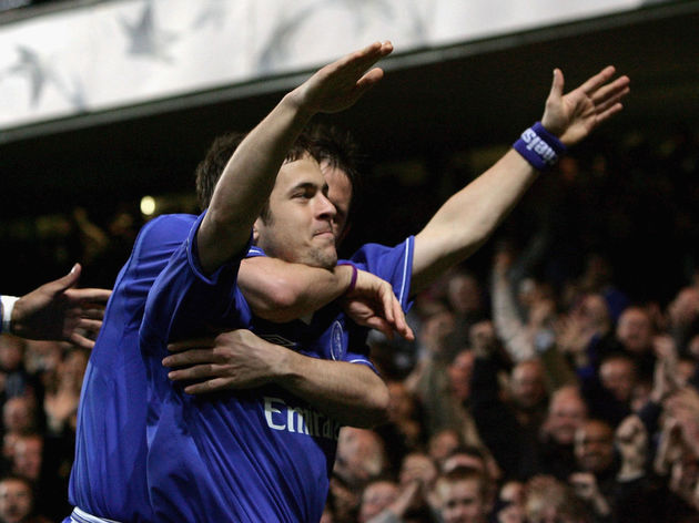 Joe Cole,Frank Lampard
