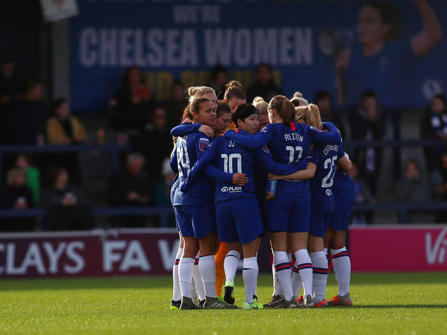 Chelsea v Bristol City - Barclays FA Women's Super League