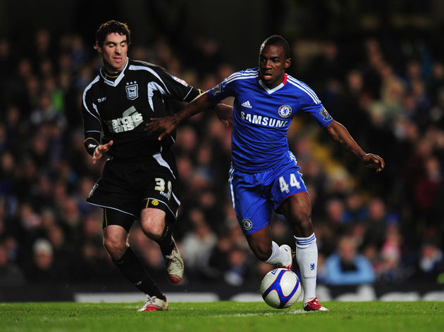 Gael Kakuta,Mark Kennedy