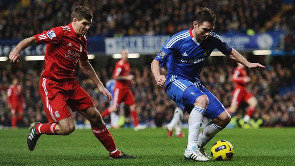 Frank Lampard,Steven Gerrard