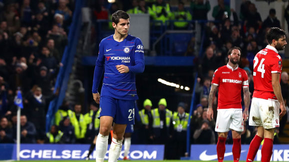 Chelsea v Nottingham Forest - FA Cup Third Round