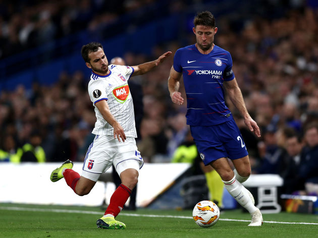 Chelsea v Vidi FC - UEFA Europa League - Group L