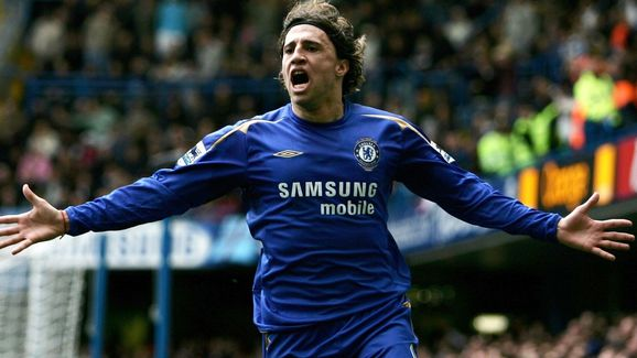 Breaking the Myth: Why Hernan Crespo Can't Be Considered a Chelsea Flop    90min