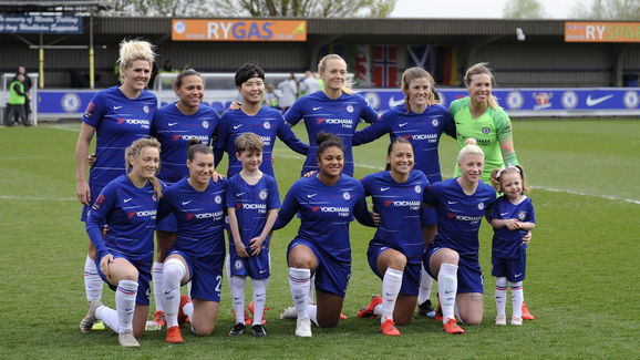 Chelsea Women v West Ham United Women - WSL