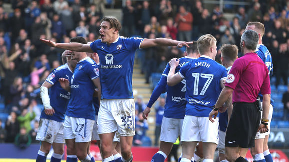Chesterfield v Notts County - Sky Bet League Two