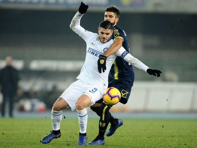 Chievo Verona v FC Internazionale - Serie A