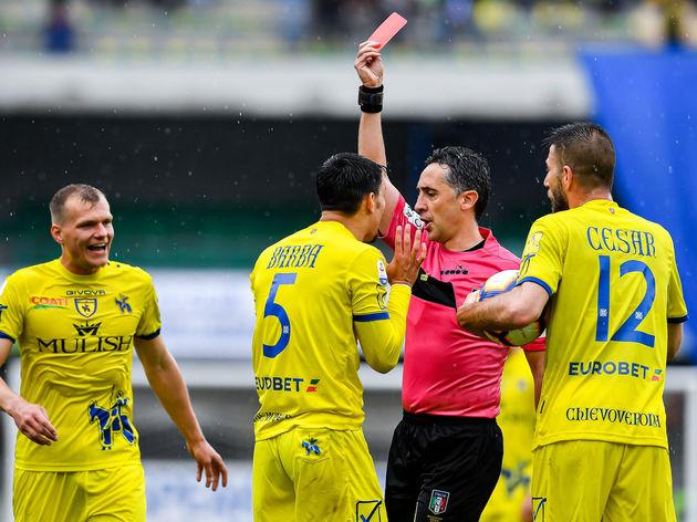 Chievo Verona v Sampdoria - Serie A