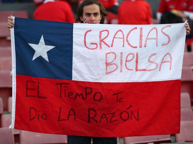 Chile v Peru: Semi Final - 2015 Copa America Chile