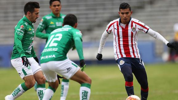 Chivas v Leon - Friendly Match