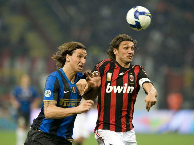 Zlatan Ibrahimovic,Paolo Maldini