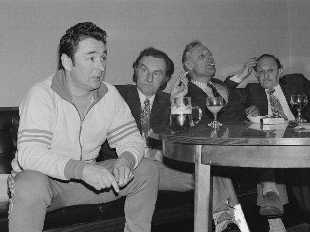 Harry Bloom,Brian Clough,Mike Bamber,Peter Taylor - Soccer Manager