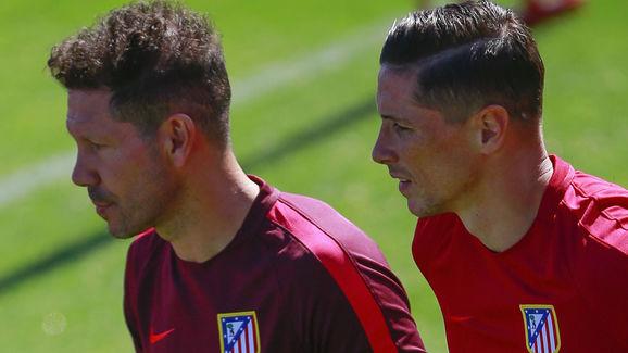 Fernando Torres,Diego Pablo Simeone