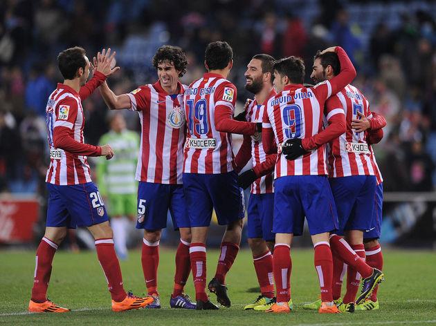 Real Madrid Vs Getafe La Liga 2013 Brilliant Second: Atletico Madrid Vs Getafe Preview: Classic Encounter, Key