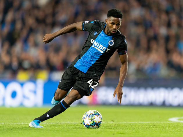 Emmanuel Bonaventure Dennis: 7 Things to Know About the Brugge Star Who Tormented Real Madrid | 90min