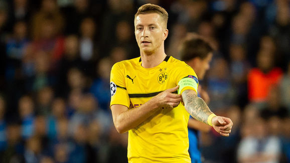 Club Brugge v Borussia Dortmund - UEFA Champions League Group A