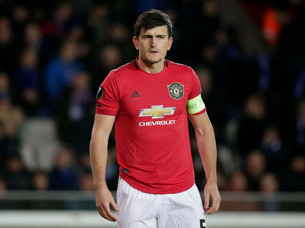 Harry Maguire Has Raised His Game to New Heights Since Assuming ...