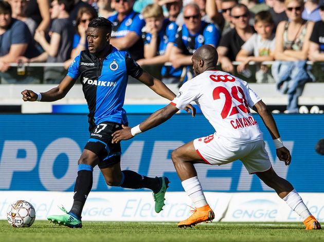 Club Brugge v Standard de Liege