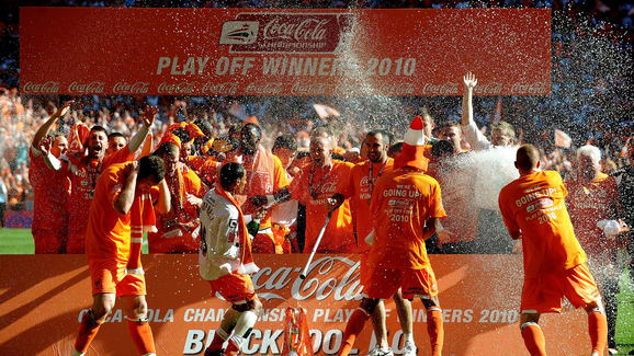 Coca Cola Championship Playoff Final