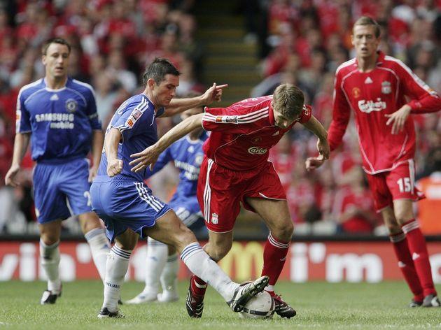 Steven Gerrard,Frank Lampard