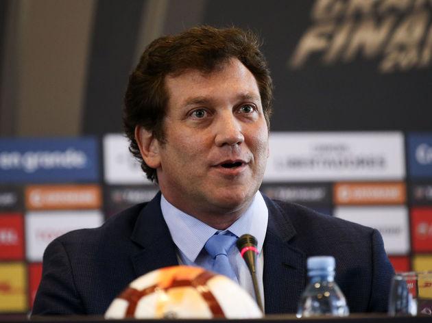 Copa CONMEBOL Libertadores 2018 Final: Press Conference