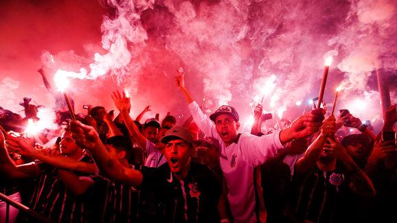 Corinthians v Cruzeiro - Copa do Brasil Finals 2018
