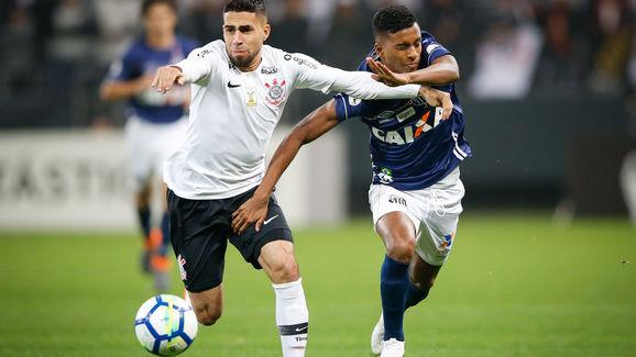 Corinthians v Santos- Brasileirao Series A 2018