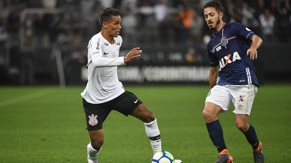 Corinthians v Santos - Brasileirao Series A 2018