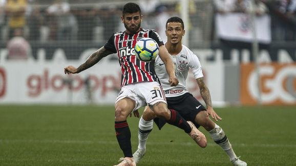 Corinthians v Sao Paulo - Brasileirao Series A 2018