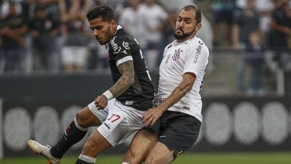 Corinthians v Vasco da Gama - Brasileirao Series A 2018
