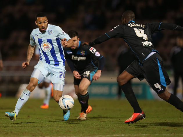 Coventry City v Stevenage - Sky Bet League One