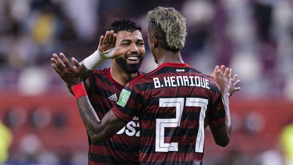 Gabriel Barbosa,Bruno Henrique Pinto
