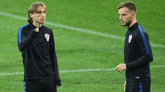 Luka Modric,Ivan Rakitic