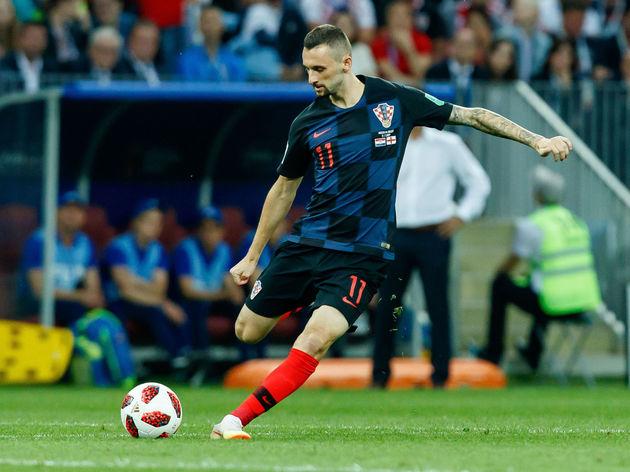 Croatia v England - Semi Final FIFA World Cup 2018
