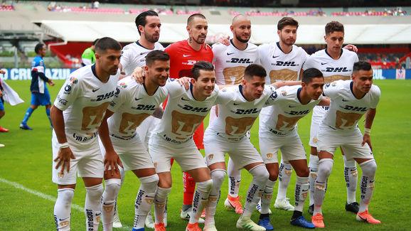 Cruz Azul v Pumas UNAM - Torneo Clausura 2019 Liga MX