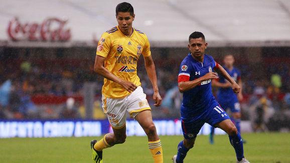 Cruz Azul v Tigres UANL - Torneo Apertura 2018 Liga MX