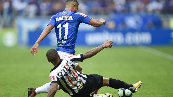 Cruzeiro v Atletico MG - Brasileirao Series A 2017